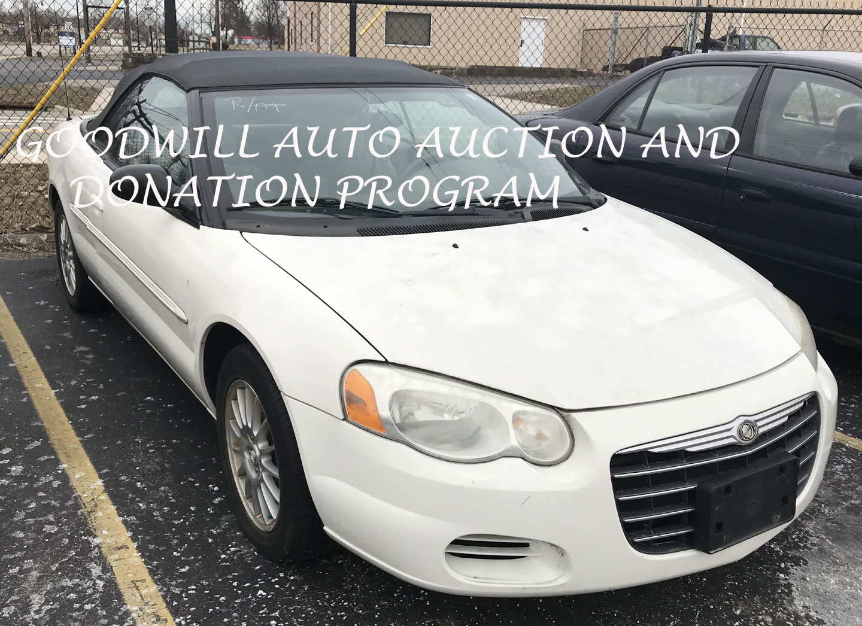 Goodwill Auto Auction >> 2004 Chrysler Sebring Goodwill Auto Auction