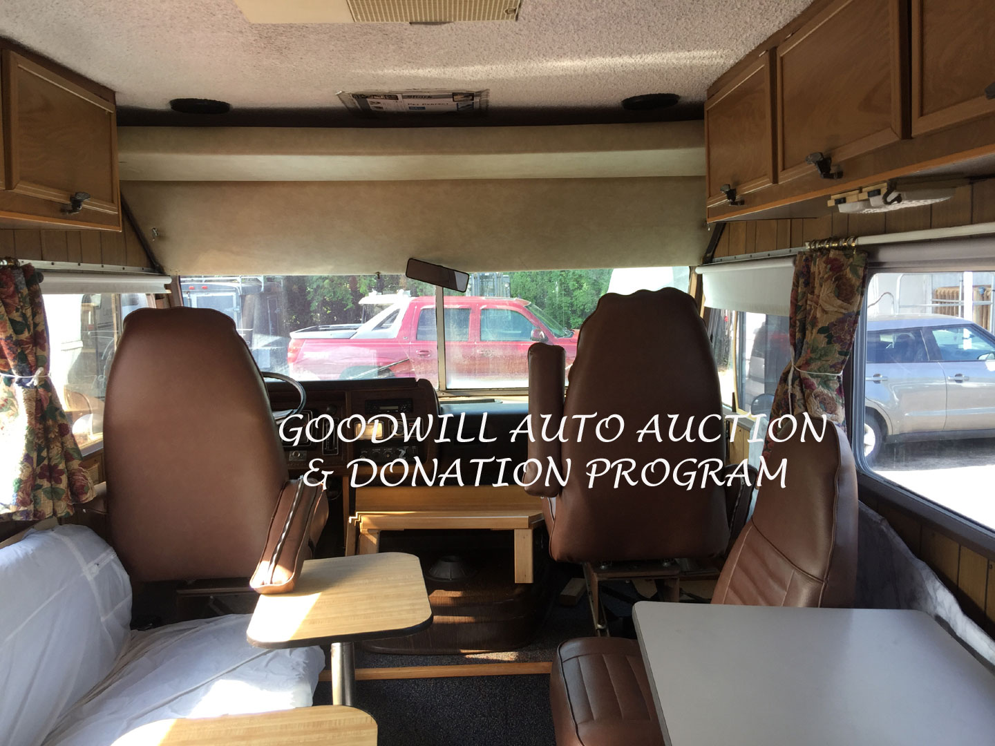 1976 CHAMPION 922 22FT MOTOR HOME - Goodwill Auto Auction